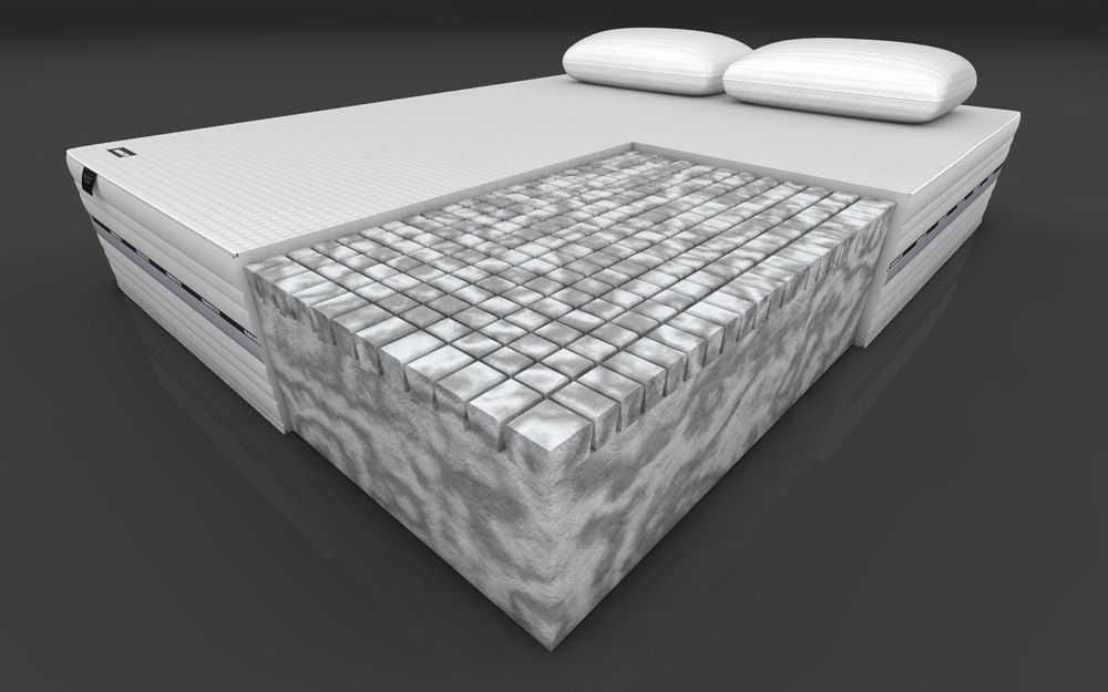 Medical Grade Foam Mattress